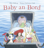 Baby an Bord Cover