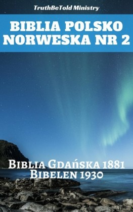 Biblia Polsko Norweska Nr 2