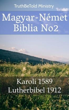 Magyar-Német Biblia No2