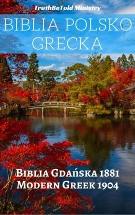 Biblia Polsko Grecka