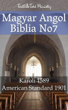Magyar-Angol Biblia No7