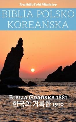 Biblia Polsko Koreanska