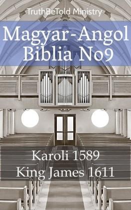 Magyar-Angol Biblia No9