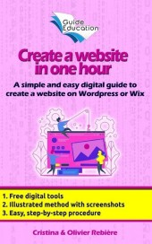 Create a free website in 1 hour