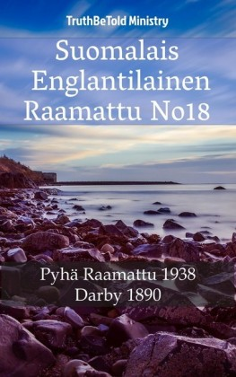 Suomalais Englantilainen Raamattu No18