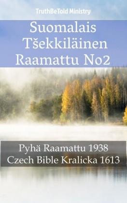Suomalais Tsekkiläinen Raamattu No2