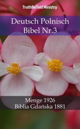 Deutsch Polnisch Bibel Nr.3