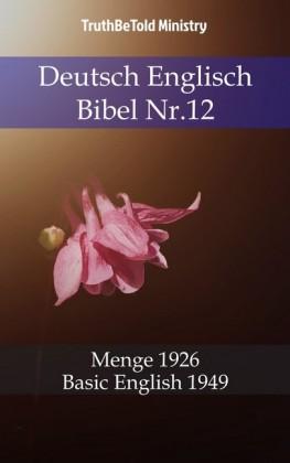 Deutsch Englisch Bibel Nr.12