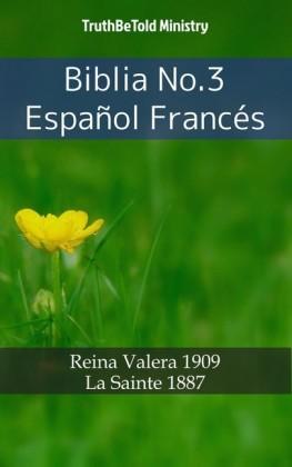 Biblia No.3 Español Francés