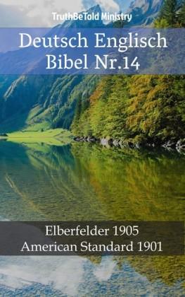 Deutsch Englisch Bibel Nr.14
