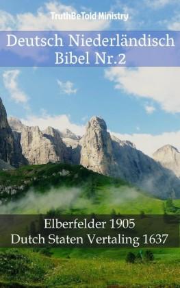 Deutsch Niederländisch Bibel Nr.2