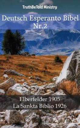 Deutsch Esperanto Bibel Nr.2
