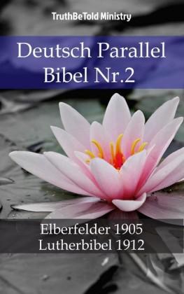 Deutsch Parallel Bibel Nr.2