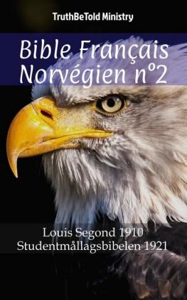 Bible Français Norvégien n°2