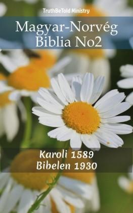 Magyar-Norvég Biblia No2