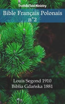 Bible Français Polonais n°2