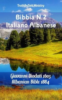 Bibbia N.2 Italiano Albanese
