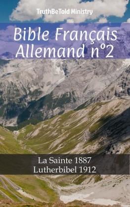 Bible Français Allemand n°2