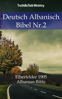Deutsch Albanisch Bibel Nr.2