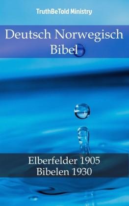 Deutsch Norwegisch Bibel