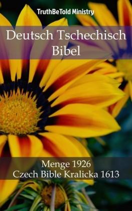 Deutsch Tschechisch Bibel