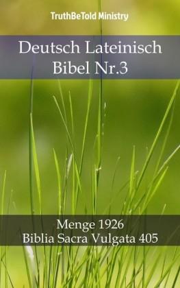 Deutsch Lateinisch Bibel Nr.3