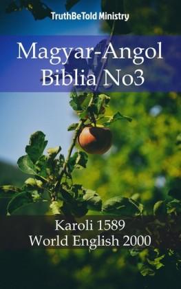 Magyar-Angol Biblia No3