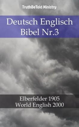 Deutsch Englisch Bibel Nr.3