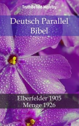 Deutsch Parallel Bibel
