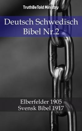 Deutsch Schwedisch Bibel Nr.2