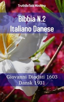 Bibbia N.2 Italiano Danese