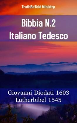 Bibbia N.2 Italiano Tedesco