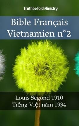 Bible Français Vietnamien n°2