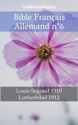 Bible Français Allemand n°6