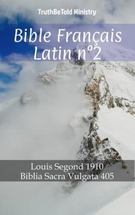 Bible Français Latin n°2