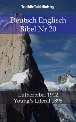 Deutsch Englisch Bibel Nr.20