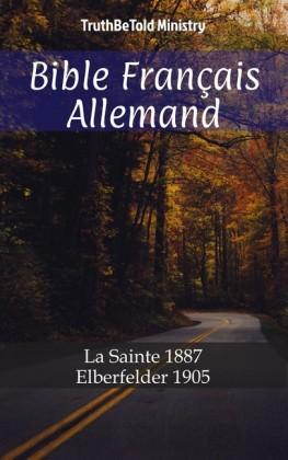 Bible Français Allemand