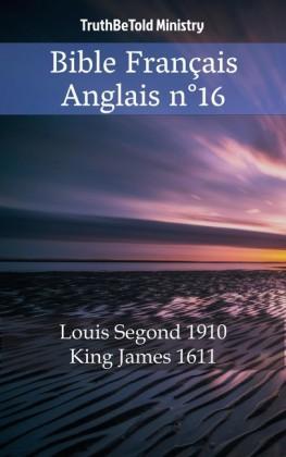 Bible Français Anglais n°16