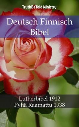 Deutsch Finnisch Bibel