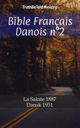 Bible Français Danois n°2