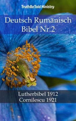 Deutsch Rumänisch Bibel Nr.2