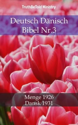 Deutsch Dänisch Bibel Nr.3
