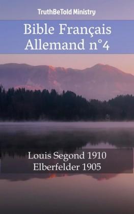 Bible Français Allemand n°4