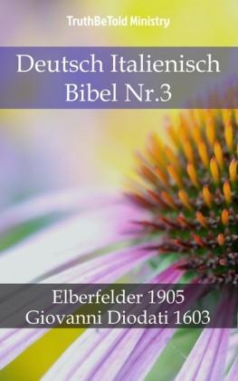Deutsch Italienisch Bibel Nr.3