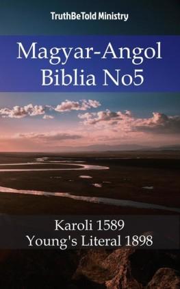 Magyar-Angol Biblia No5