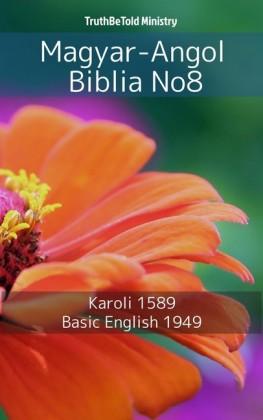 Magyar-Angol Biblia No8
