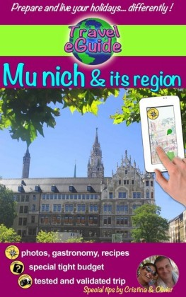 Travel eGuide: Munich and its Region