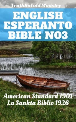English Esperanto Bible No3
