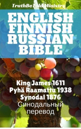 English Finnish Russian Bible