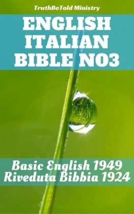 English Italian Bible No3
